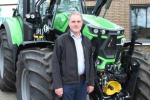 Johannes Kleffner, Geschäftsführung Kleffner Landmaschinen